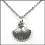 SeaShell  Sterling Silver Necklace