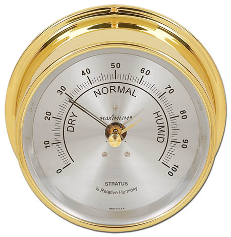 Best Made Co Weather Station With Thermometer And Hygrometer ...
