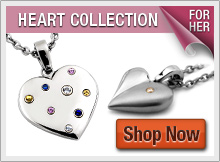 Edward Mirell Hearts Collection