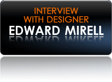 Read the interview with Edward Rosenberg, designer and founder of Edward Mirell Titanium.