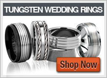 Tungsten Rings and Wedding Bands