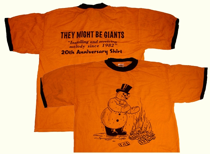 20th Anniversary Shirt