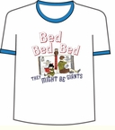 Kid Bed RInger T-Shirt