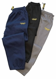Gold's Gym Fleece Sweatpant w/ Embroidery