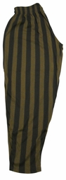 New- T. Micheal Baggy Pants- Factory Direct # 932- Tan/Black