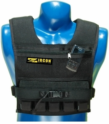 25 lb. Zicorn Short Body Weight Vest