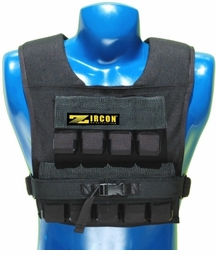 50 lb. Zicorn Short Body Weight Vest