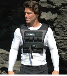 40 lb. V-Max Short Body Weight Vest