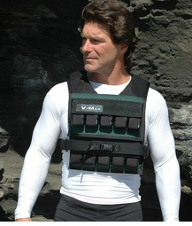 75  lb. V-Max Short Body Weight Vest