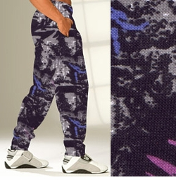 Otomix Work Out Pants-Lightning