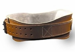 "Schiek L2006  6"" Power Contour Leather Lifting Belt"