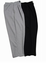 Gold's Gym Ribbed Baggy Pants- # GGBP