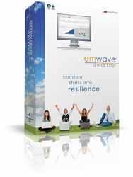 emWave Desktop Stress Relief System - For PC or Mac