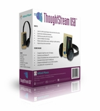 ThoughtStream GSR Biofeedback Machine