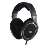 Sennheiser HD558 Professional High-Quality Audiophile Stereo Headphones with Sound Channeling