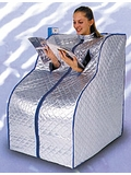 Portable Far Infrared Sauna with Negative Ion Generator
