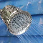 Cascade Elite 8-Spray Filtered Showerhead