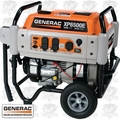 Generac XP6500E Electric Start Portable Generator
