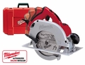 "Milwaukee 6394-21 7-1/4"" Circular Saw PLUS Quik-Lok cord, Brake and Case"