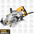 "DeWalt DWS535 7-1/4"" Electric Worm Drive Circular Saw"