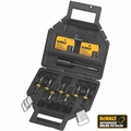 "DeWalt DW1649 7/16"" Shank Self-feed Bit Kit"