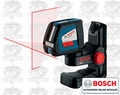 Bosch GLL2-50 Self-Leveling Cross-Line Laser