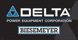 Delta Tools: Delta Power Equipment & Machinery Logo