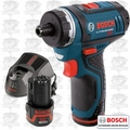 Bosch PS21-2A Max Cordless Litheon Pocket Driver