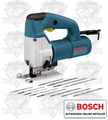 Bosch 1587AVSP 1 Top Handle Jig Saw Kit