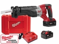 Milwaukee 2620-21 M18 Sawzall Reciprocating Saw Kit with 1 Battery