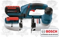 Bosch BSH180-01 Lithium-Ion Compact Band Saw Kit