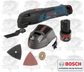 Bosch PS50-2A Max Cordless Litheon Multi-X Cutting Tool