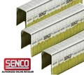 "Senco N15BAB 1-1/4"" x 7/16"" Galvanized Staples"