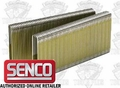 "Senco N17BAB 1-1/2'' 16 Gauge 7/16"" Galvanized Staples"