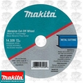 "Makita  Cut-Off Wheels ""ALL"""