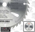 Porter-Cable 12855 Carbide Circular Saw Blade