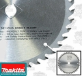 Makita 721251-A Carbide Thin Kerf Finish Blade
