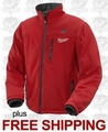 "Milwaukee  M12 Cordless Red Heated Jacket ""ALL"""