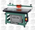 Excalibur 40-100M Deluxe Bench Top Router Table