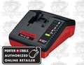 Porter-Cable PCXMVC Multi-Chemistry Slide Pack Charger