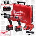 Milwaukee 2797-22 M18 FUEL Lithium-Ion 2-Tool Combo Kit