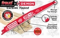 Freud  Demo Demon Reciprocating Saw Blades *ALL*