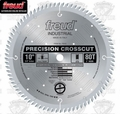 Freud LU80R010 Precision Crosscut Circular Saw Blade