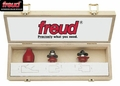 Freud 97-604 Door Router Bit Set