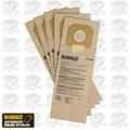 DeWalt DWV9401 Paper Dust bags for DWV012