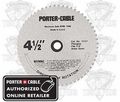 Porter-Cable 12121 4-1/2'' Plexiglass Circular Saw Blade