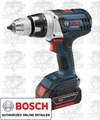 Bosch DDH181-01 Lithium-Ion Brute Tough Drill Driver