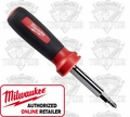 Milwaukee 48-22-2113 EXC Multi-Tip Screwdriver