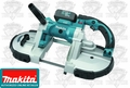 Makita BPB180 Portable Band Saw Kit (2 Batt & Charger inc)