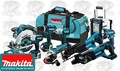 Makita LXT902 9 Tool Kit